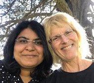Seema & Starr , Systems and Family Constellation Work, natick, ma, instructor