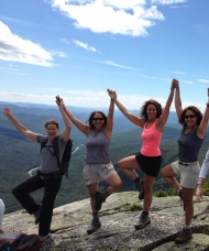 Take your yoga outside: Hiking/yoga around MA, Roots & Wings, events, workshops, yoga studio, Natick, MA