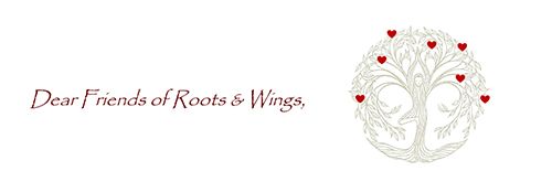 roots and wings yoga and healing arts, gifts and gift certificates