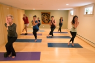 hatha yoga, yoga center